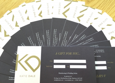 Gift Vouchers - The Perfect Christmas Present!