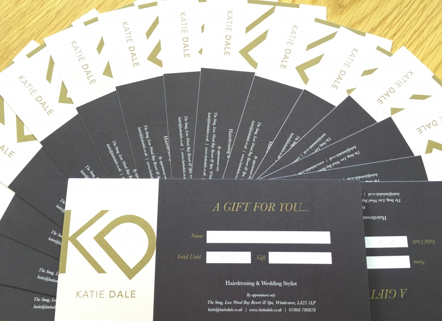 Gift Vouchers The Perfect Valentines Present Katie Dale